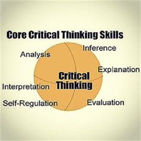 Mean definition critical thinking